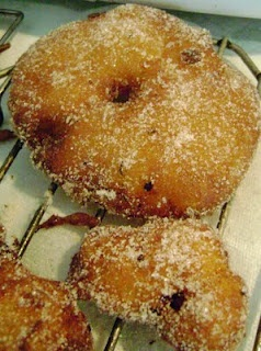 Apple Fritter Rings | Donuts & Cinnamon rolls & Pasteries | Pinterest