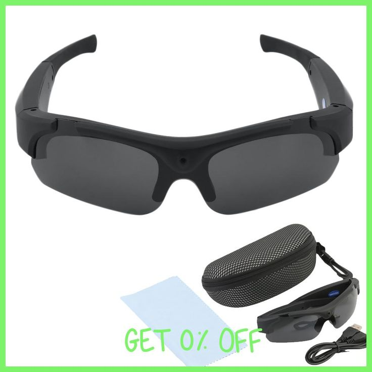 1set Polarized Sunglasses for Sport Outdoor with storage bag