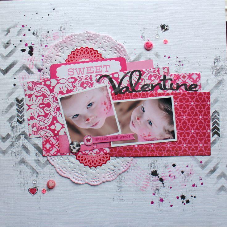 Sweet Valentine! - Scrapbook.com