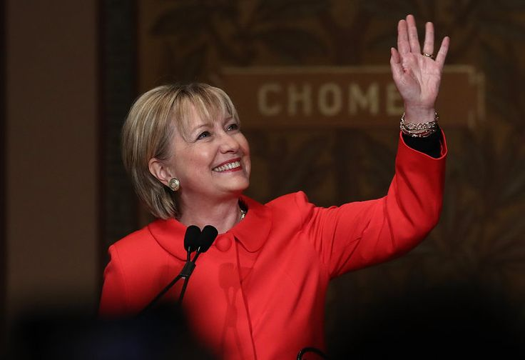 Hillary Clinton to Give Commencement Address at Medgar Evers College - We can't trust Hillary to lead this country, but if the price is right, she'll speak at your next corporate event. Tell her you've had enough Clinton for this Millennium.http://www.contacthillaryclinton.com/ The New York Times