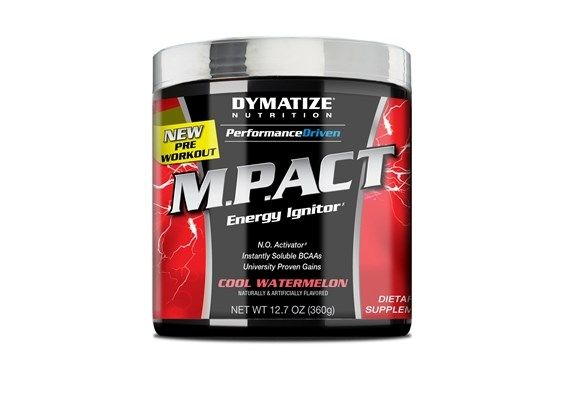 M.P.ACT provides the energy, endurance and focus to get the most from your training. This muscle performance activator delivers results with a university tested ingredient profile backed by years of study, and decades of professional experience. And it's certified to be free of banned substances.