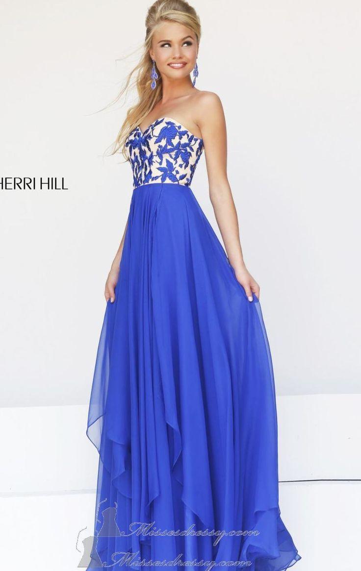698 best Sherri Hill images on Pinterest | Formal dresses, Formal ...