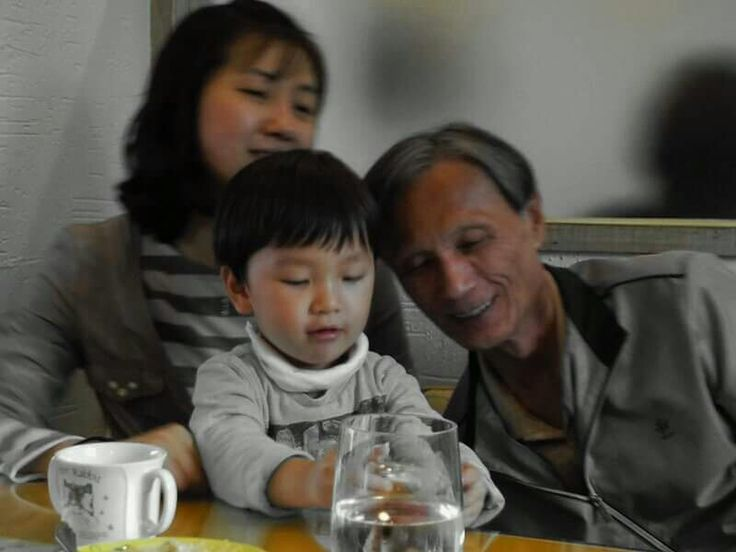 my parent, syster, nephew