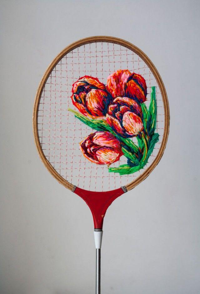 What A Racquet