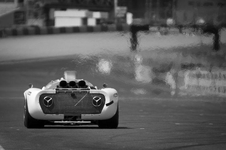 Just a cool motorsport photo. Howmet TX 1968 at Le Mans Classic 2012.