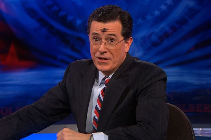 Stephen Colbert is not just America's most famous Catholic (and… self-proclaimed most famous Catholic), but in the past he's also been named top choice for the papacy; he's frequently sat down for conversations with America's other top Catholic, Cardinal Dolan; and he's never shied away from talking about his faith on the