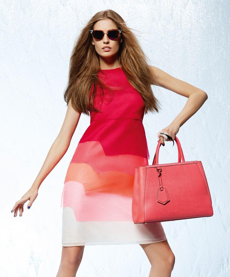 Fendi Spring/Summer 2014 Advertising Campaign