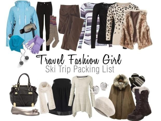 what to wear in the evening ski holiday