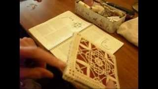 ruskin lace - YouTube
