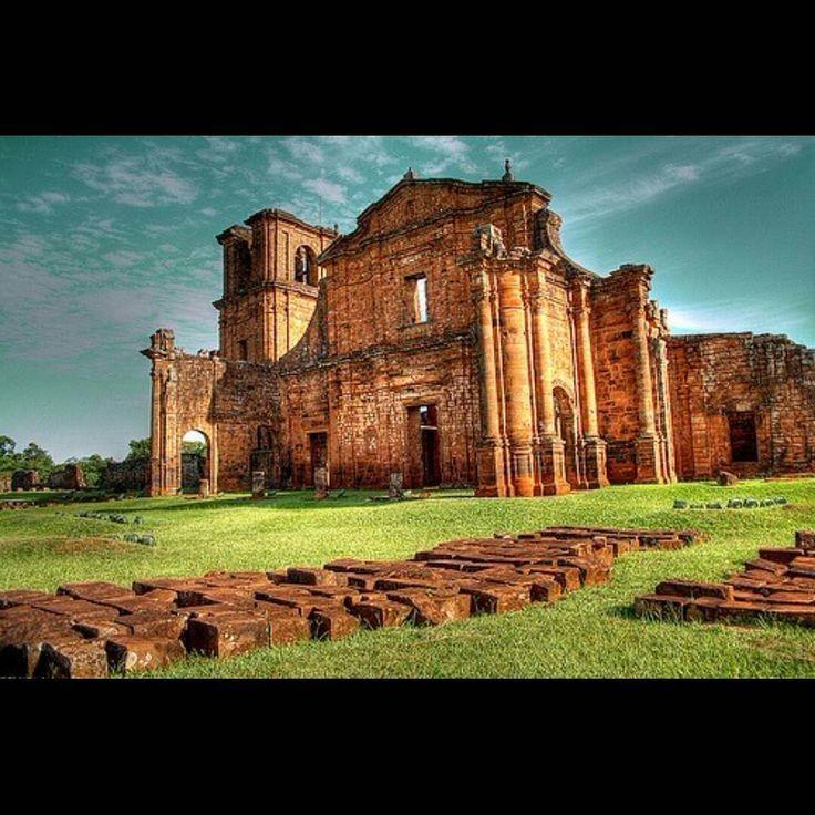 Ruinas de São Miguel Arcanjo - São Miguel das Missões - RS ⠀⠀⠀⠀⠀⠀⠀⠀⠀⠀⠀⠀⠀⠀⠀⠀⠀⠀⠀⠀⠀⠀⠀⠀⠀⠀⠀⠀⠀⠀⠀⠀⠀⠀⠀⠀⠀⠀⠀⠀⠀⠀⠀⠀⠀⠀⠀⠀⠀⠀⠀⠀⠀⠀⠀⠀⠀⠀⠀⠀⠀⠀⠀⠀⠀⠀⠀⠀⠀⠀⠀ Tag your photos and videos w/ #descobrindoobrasil and share your experience  #ruinasdesaomiguel #brazil #travel