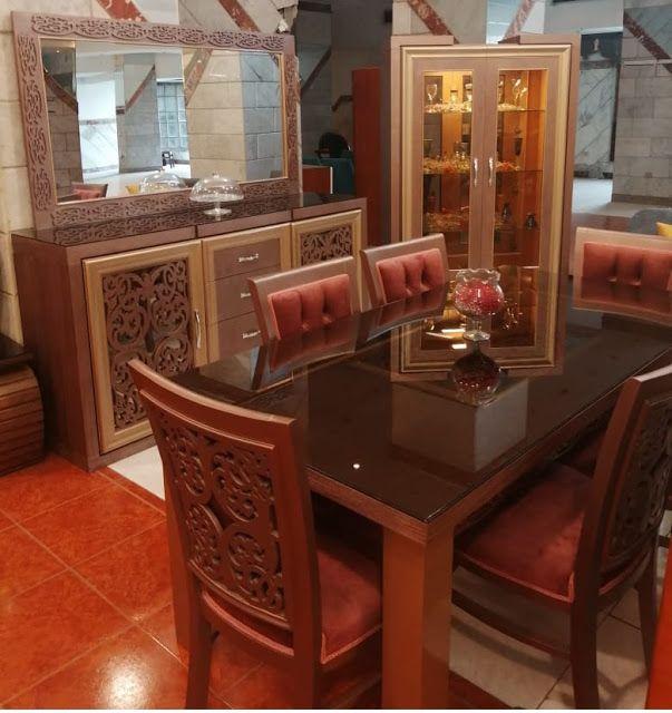 فكره للاثاث المودرن الكلاسيك صناع تجار Arabesque Dining Room Buffet Arabesque سفرة طعام ا Dining Room Buffet Dining Room Dinig Room