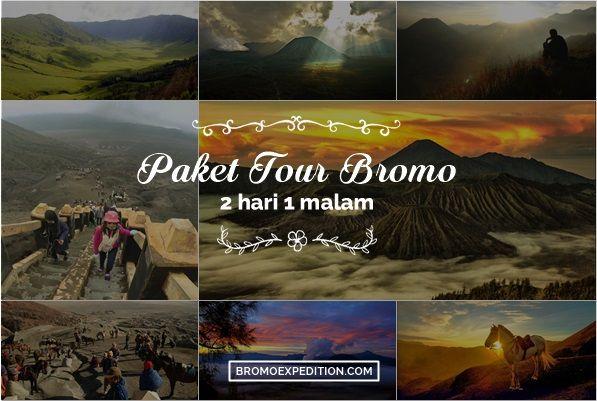 Paket Tour Bromo 2 hari 1 malam | Paket wisata Bromo 2 hari 1 malam merupakan paket liburan mengunjungi wisata gunung bromo dengan menginap. Selengkapnya disini...