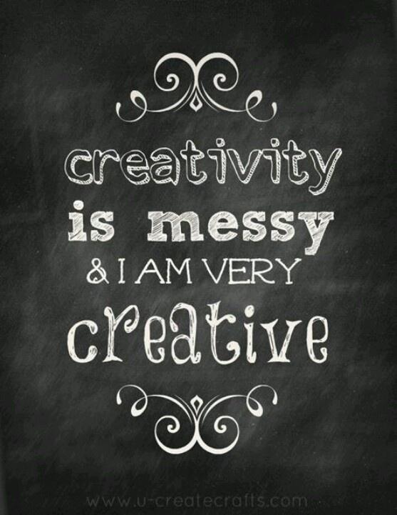 Creativity and Chalkboard Art