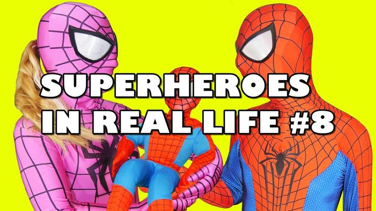 Superheroes in Real Life Evil Twin Pink Spidergirl Twins, Harley quinn S...
