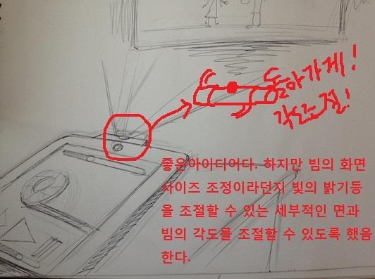 친구의 아이디어 스케치 수정  사진 클릭시 원본 나옴니다.