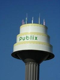Lakeland, FL (Publix birthday cake)
