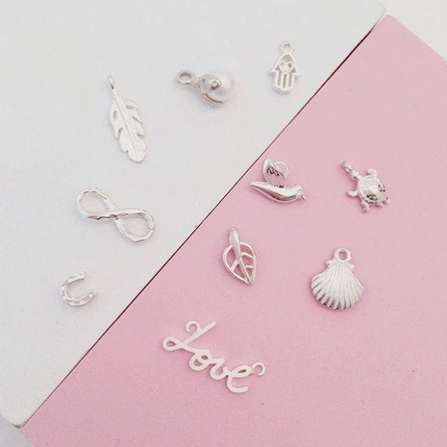 LUVINMARK's Delicate super cute silver charm   #freeshipping #etsy #handmade #cute #supercute #silvernecklace #silvercharm #hamsa #infinity #horsehoe #sealife #leaf #love #ladybug #bird #cutecharm #gift #layering #necklace #jewelry #fashion #pink #spring #ootd #instafashion #LUVINMARK