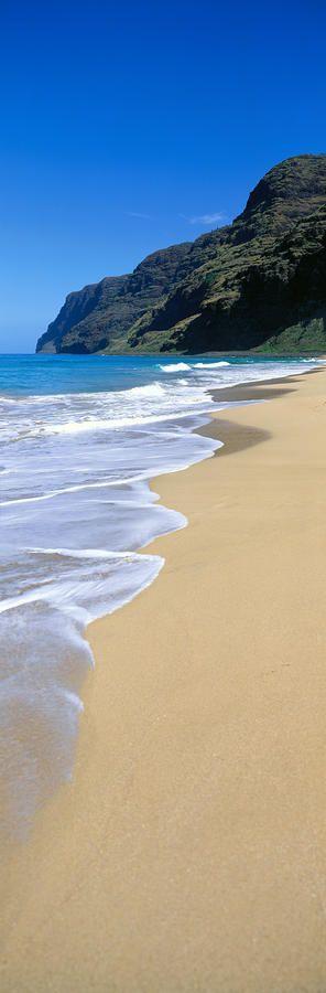 Polihale Beach , Na Pali Coast, Kauai