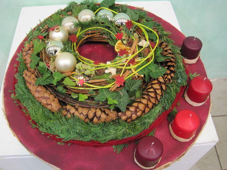 FDF - Fachverband Deutscher Floristen e.V. Bundesverband: Kreativ in den Advent: Neue Ideen für die erfolgreiche Weihnachtsausstellung
