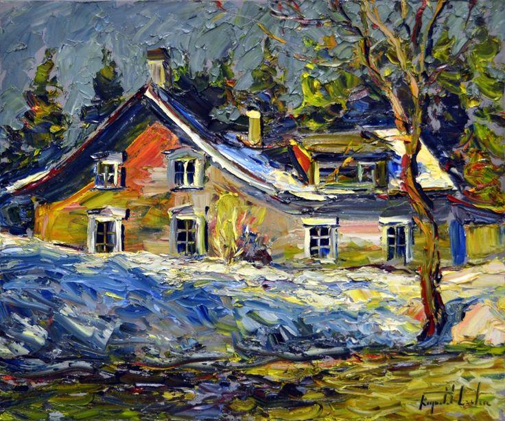 Raynald Leclerc - Maison Rene Richard