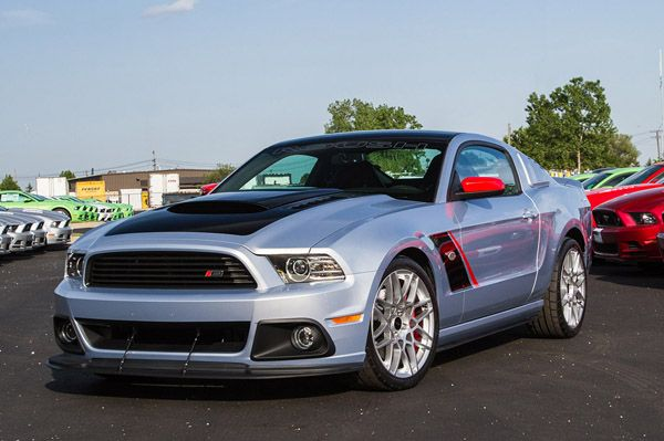 Ford Mustang Roush Stage 3