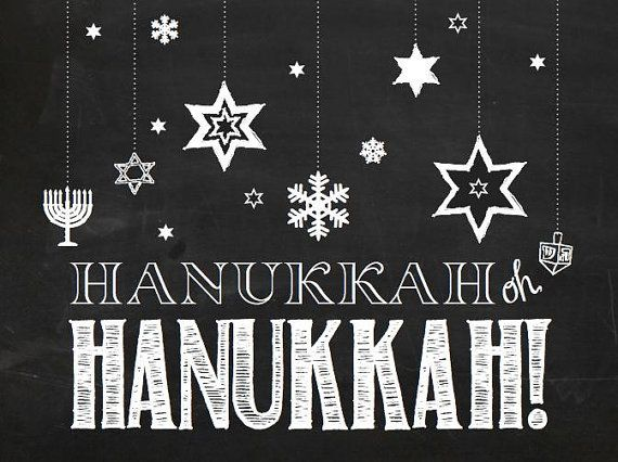 Decorative Chalkboard Signs 28 Best Hanukkah Signs For Decoration Images On Pinterest  Happy
