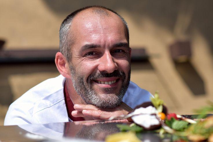 Stefan Unterkircher - gwiazda kulinarna EFS 2017