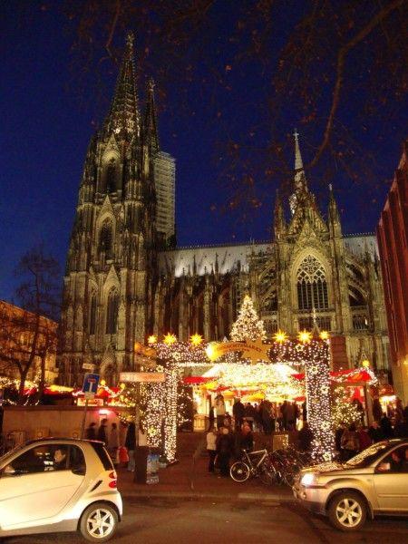 Weihnachtsmarkt Köln: Diese 3 Weihnachtsmärkte solltest Du nicht verpassen - www.bereisediewelt.de