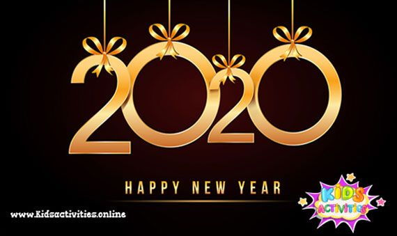 Best New Year 2020 Images And Wallpapers Free New Year 2020 Ecards Greeting Cards New Yea New Year Card Design New Year Greeting Cards Happy New Year Text