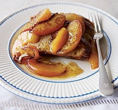 Peach French Toast Bake (7pp)