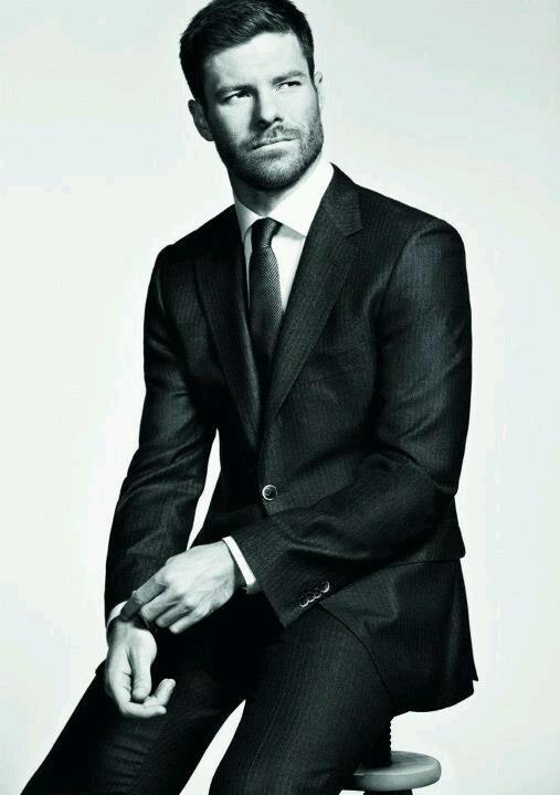 Xabi Alonso | Fashion & Class | Pinterest | Xabi alonso ...