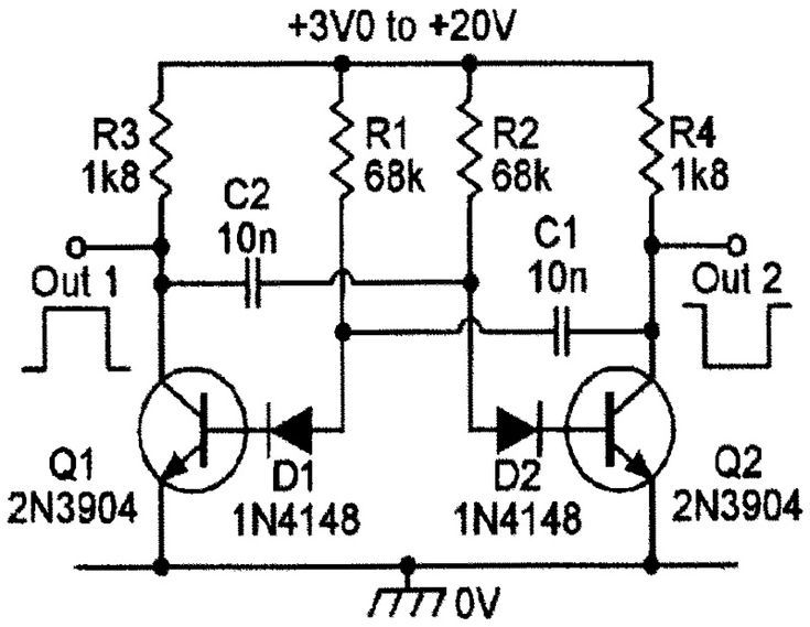 Bipolar #Transistor #Kochbuch #
