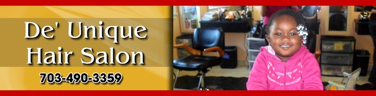 African Hair Braiding - Woodbridge, VA - De Unique Hair Salon