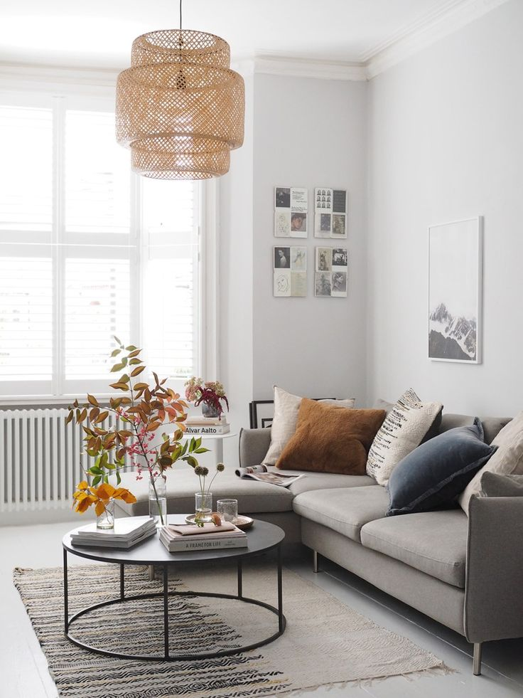 How to add colour to a minimal home, with French Connection Home [AD