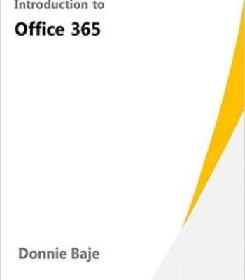 Introduction To Office 365 PDF