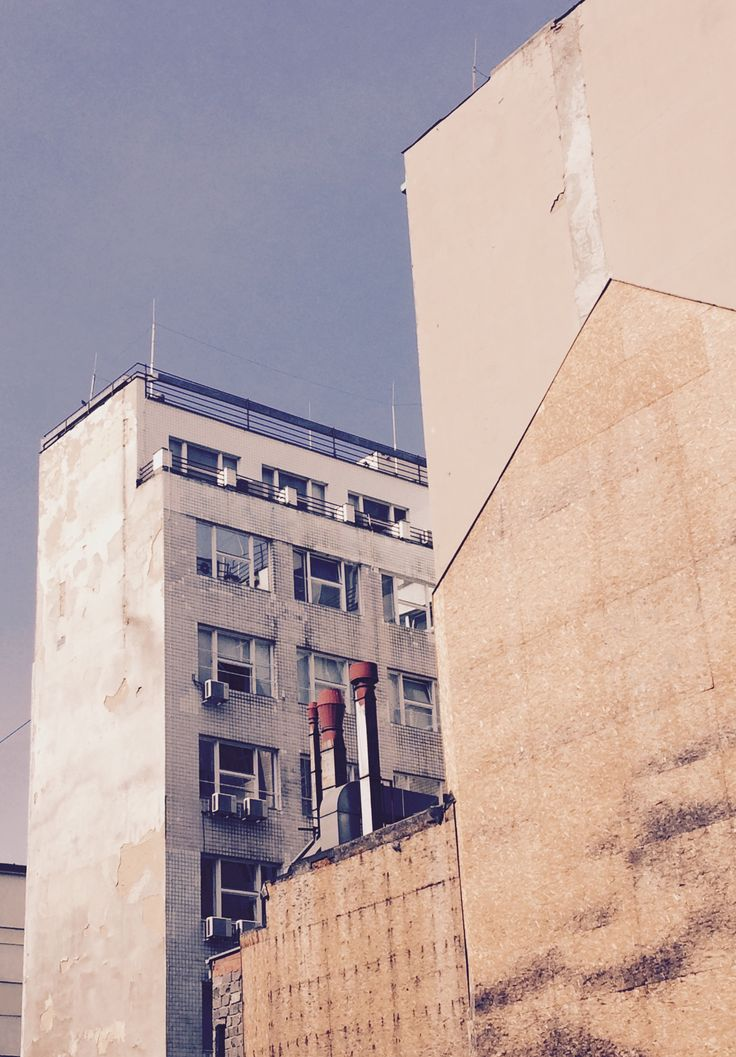 Yard / Prague