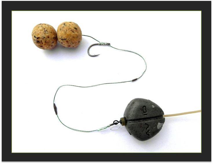 hair rig diagram carp rigs | inline-carp-rig-diagram | carp fishing ...