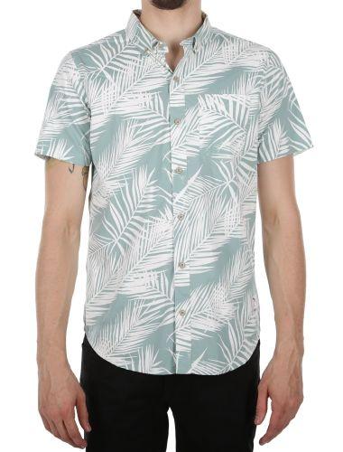 Djungle Shirt [beryl green] // IRIEDAILY Spring Summer 2015 Collection! - OUT NOW! // SHIRTS - MEN: http://www.iriedaily.de/men-id/men-shirts/ // LOOKBOOK: http://www.iriedaily.de/blog/lookbook/iriedaily-spring-summer-2015/ #iriedaily