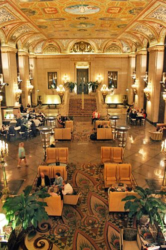 palmer hotel chicago il - Google Search