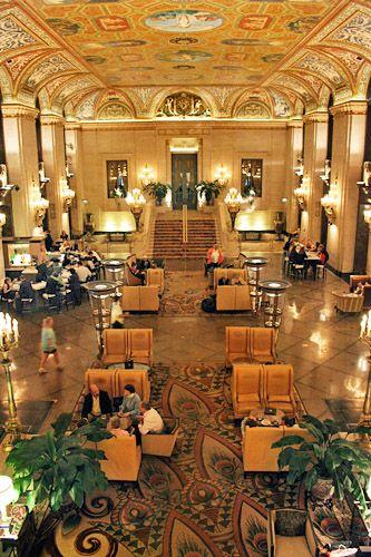 palmer hotel chicago il - Google Search