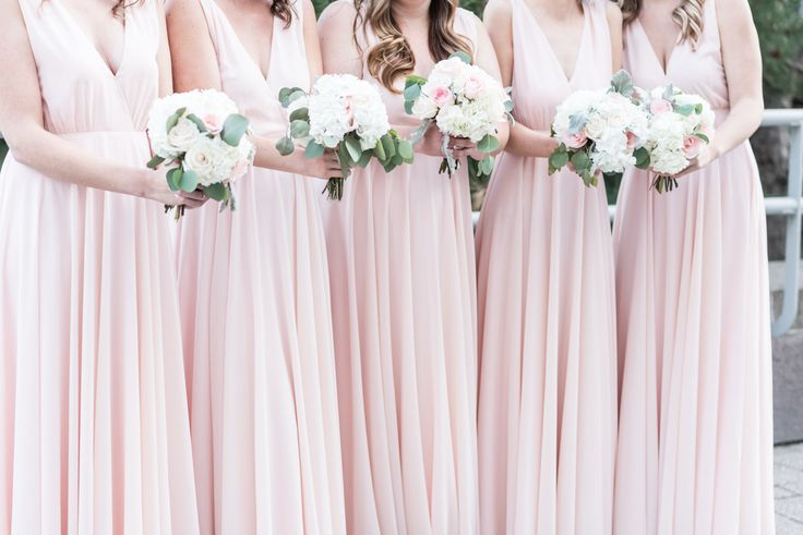 Bridesmaid dresses. TheHandmadeWay by Erin Elizabeth
