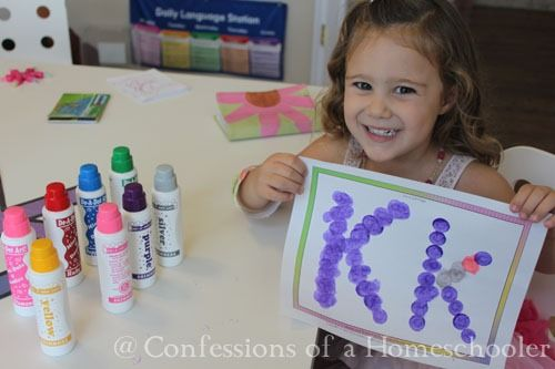 confessions of a preschool teacher 17 best images about homeschool 4 k on name 382