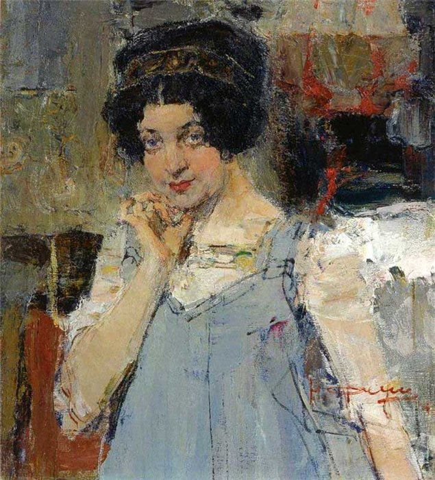 1000 images about nicolai fechin on pinterest russian for Nicolai fechin paintings for sale