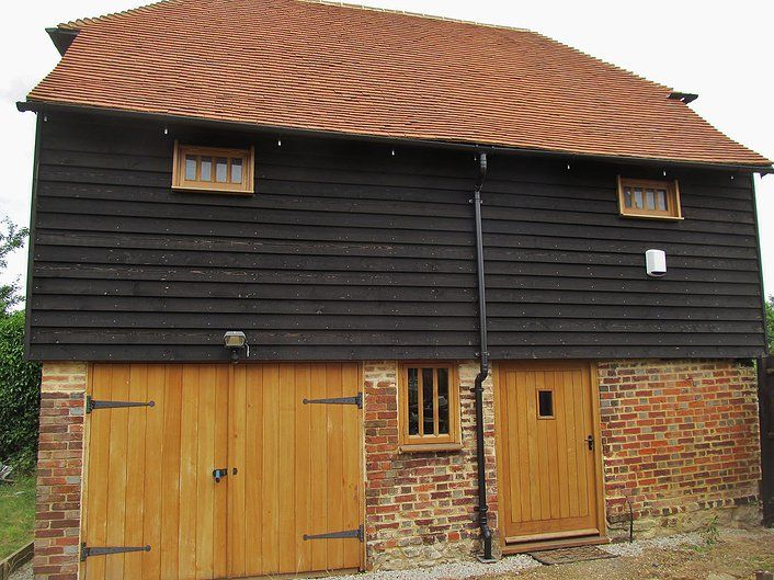 Sympathetic Character Barn Conversion -  CGGW - Engineering Consultants, Surveyors & Architectural Design | Restoration of Kentish Barn