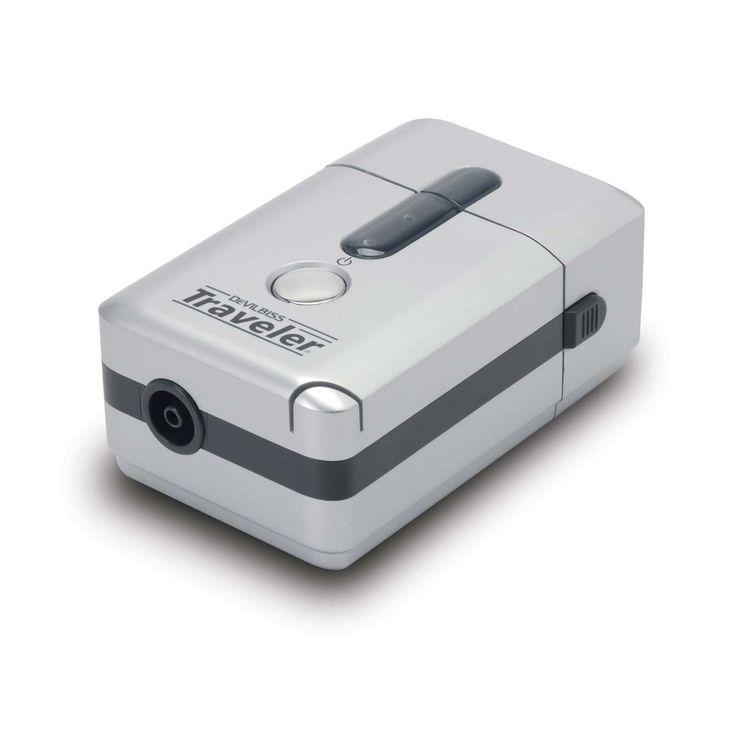 Traveler Portable Compressor Nebulizer System - Battery Operated - Travel Nebulizers