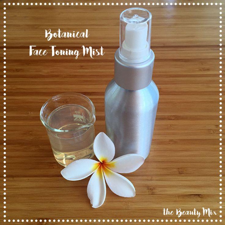 Thermomix Skincare Recipe of the Week         Botanical Face Toning Mist