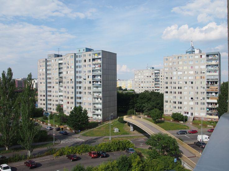 byt 3 + 1 Praha 5 - Luka