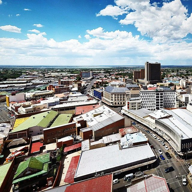 """Kimberley, South Africa: """"The City that Sparkles"""" #visitsouthafrica"""