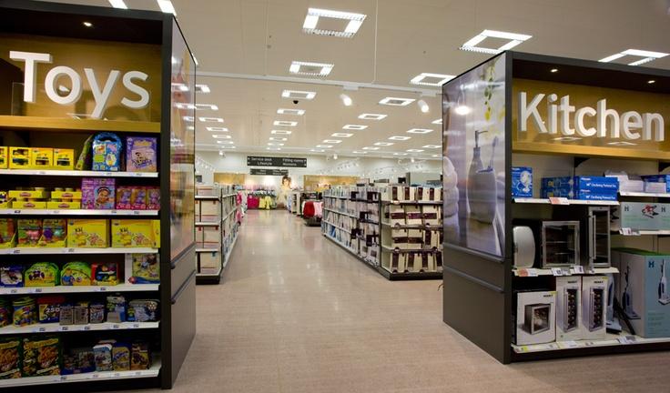 Supermarket Design   Retail Design   Shop Interiors   Dalziel and Pow - Work - Sainsbury's