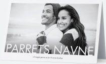 Bryllupsinvitationer, Bryllupsbegivenheder Invitationer & meddelelseskort-design, Invitationer & meddelelseskort med Bryllupsinvitationer, Bryllupsbegivenheder | Vistaprint